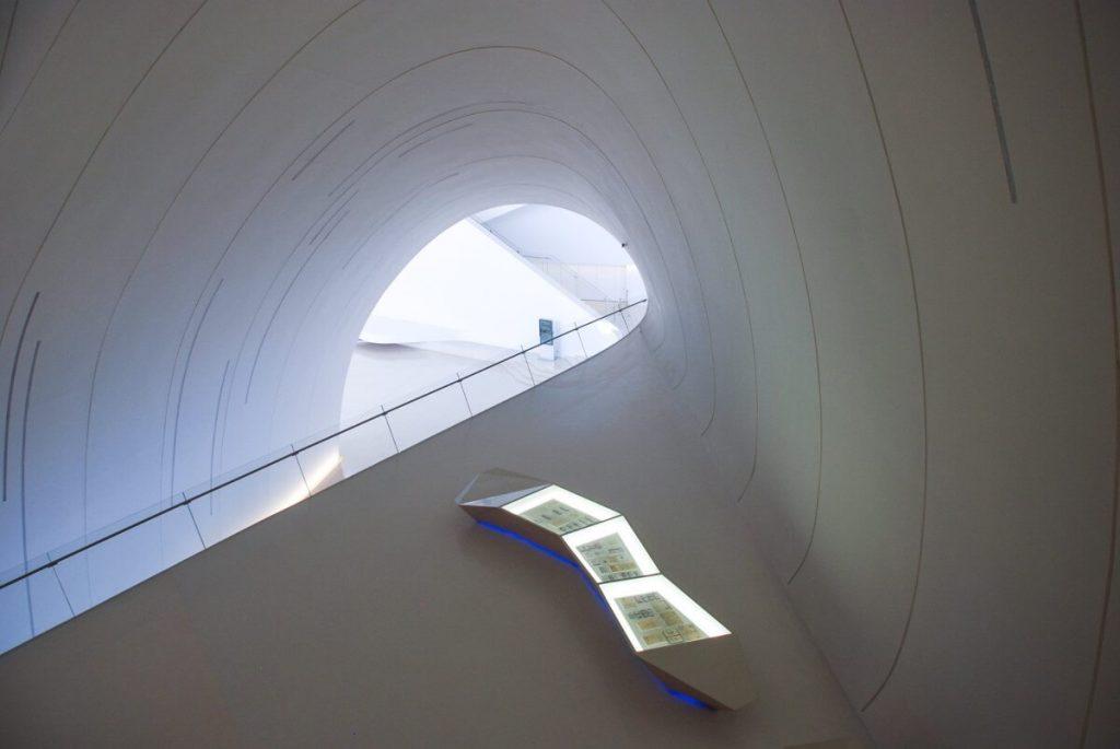 Azerbejdzan Baku i okolice Muzeum Prezydent Hejdar Alijew