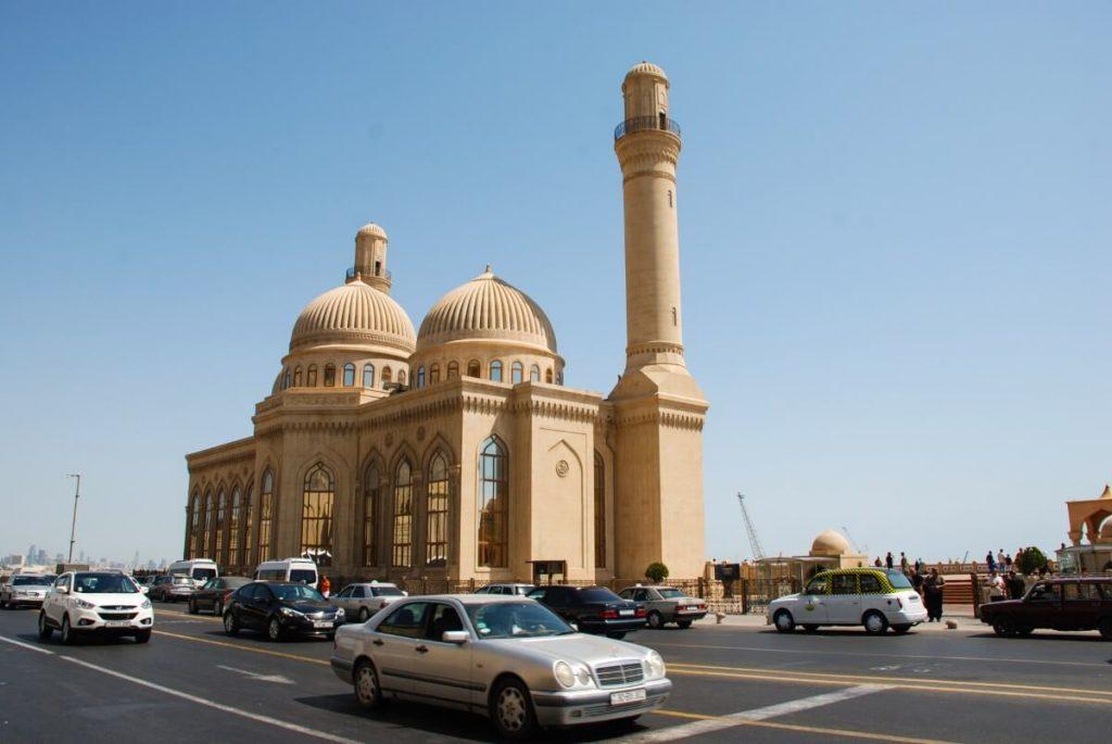 Meczet Baku Azerbejdżan religia