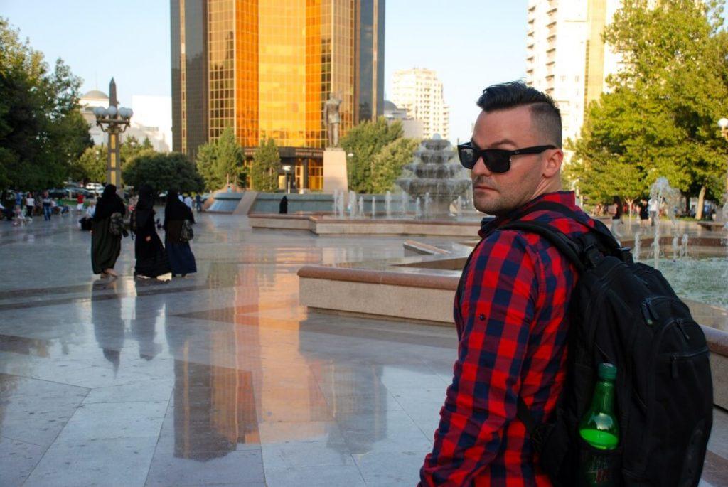 Baku Azerbejdzan PolakoGruzin