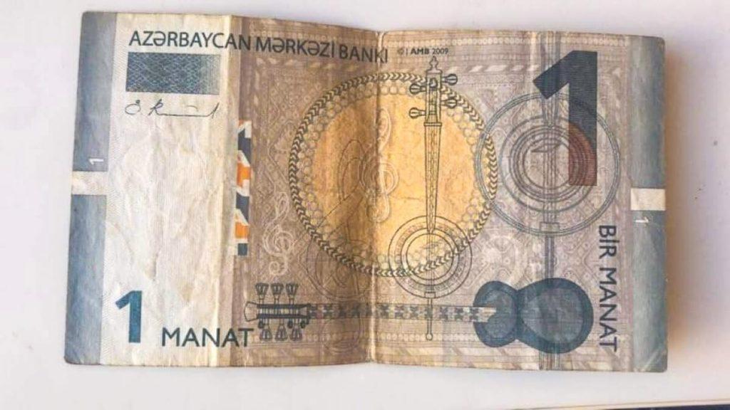 Waluta w Azerbejdżanie