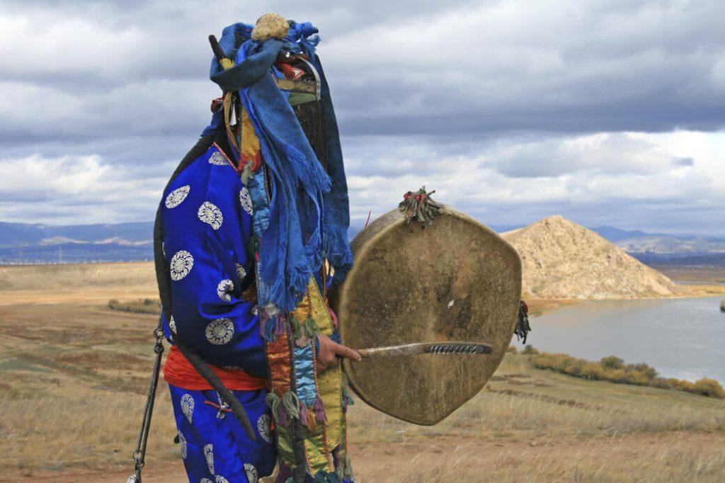 syberyjski szaman