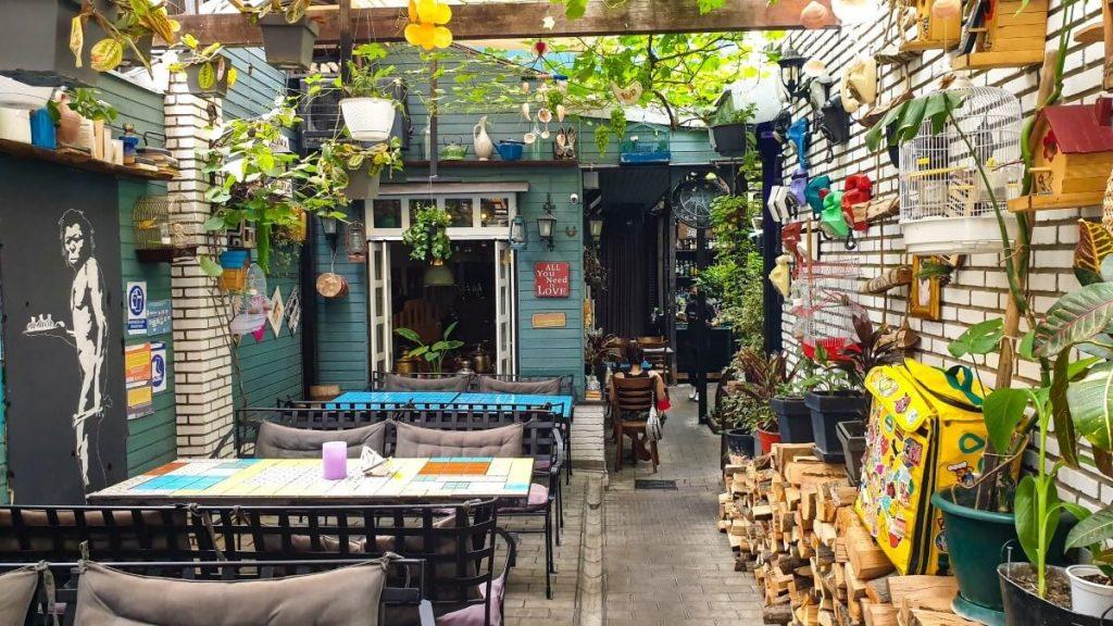 Gdzie zjesc w Tbilisi