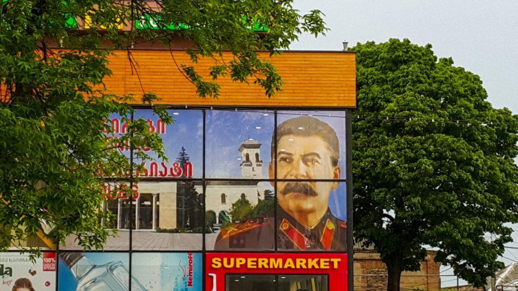 Gori miasto Gruzja Jozef Stalin