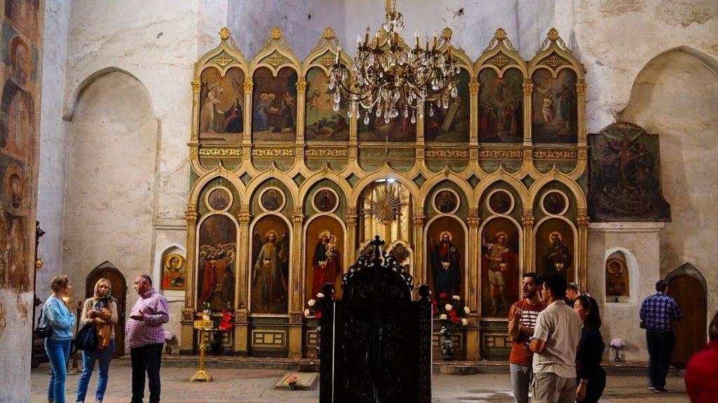 Cerkiew Ananuri