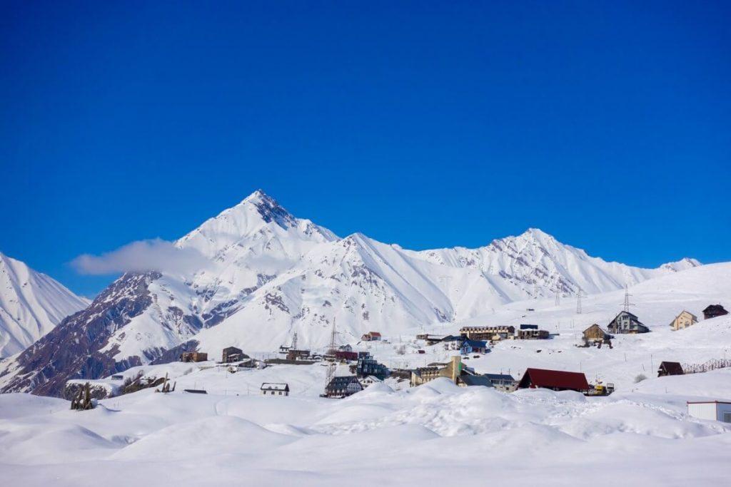 narty w gruzji gudauri raj dla narciarzy osrodek