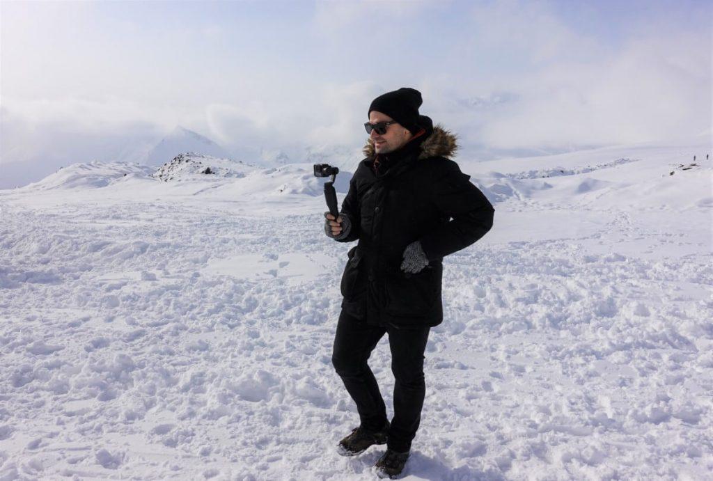 narty w gruzji gudauri raj dla narciarzy polakogruzin na stoku