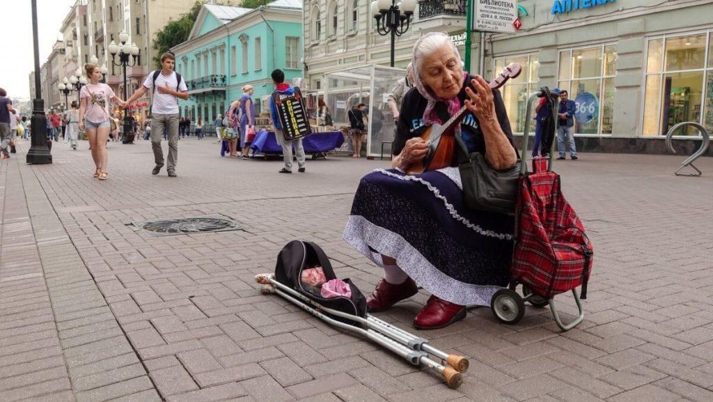 Petersburg i Moskwa w 9 dni – wyprawa do innego wymiaru babuszka Stary Arbat