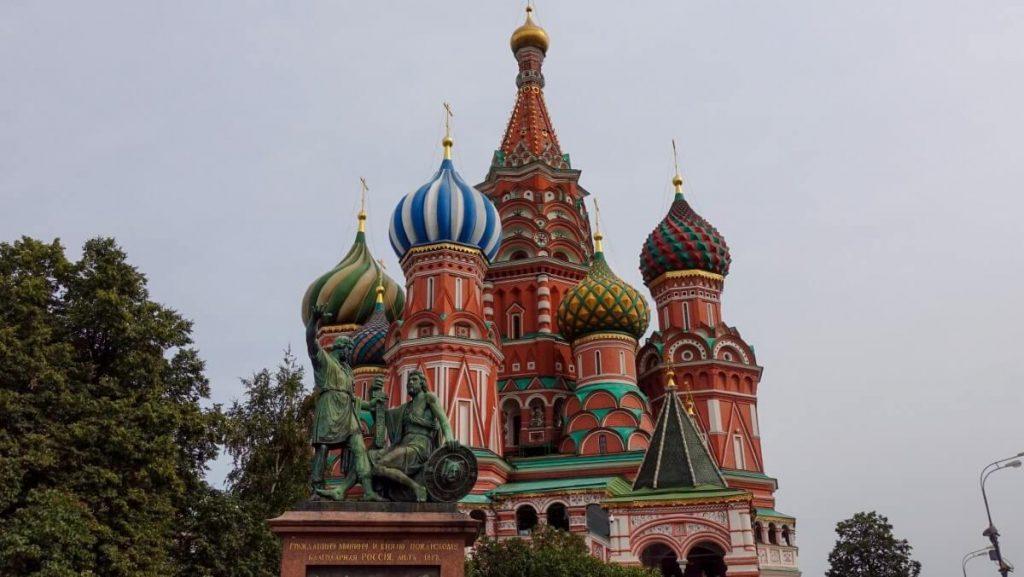 Petersburg i Moskwa w 9 dni – wyprawa do innego wymiaru
