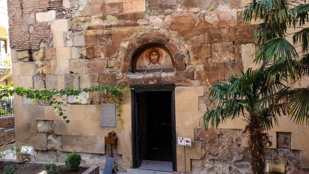 Cerkiew Metechi Tbilisi