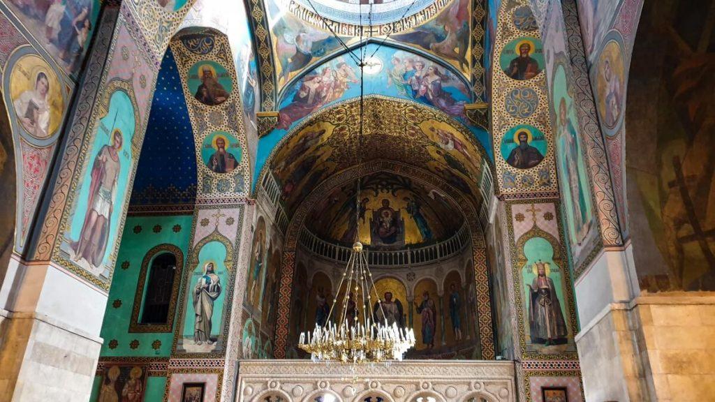 Cerkiew Sioni Tbilisi