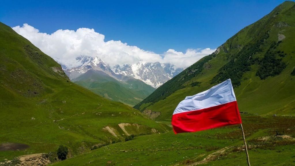 Uszguli tajemnice gruzinskich osad na dachu Europy