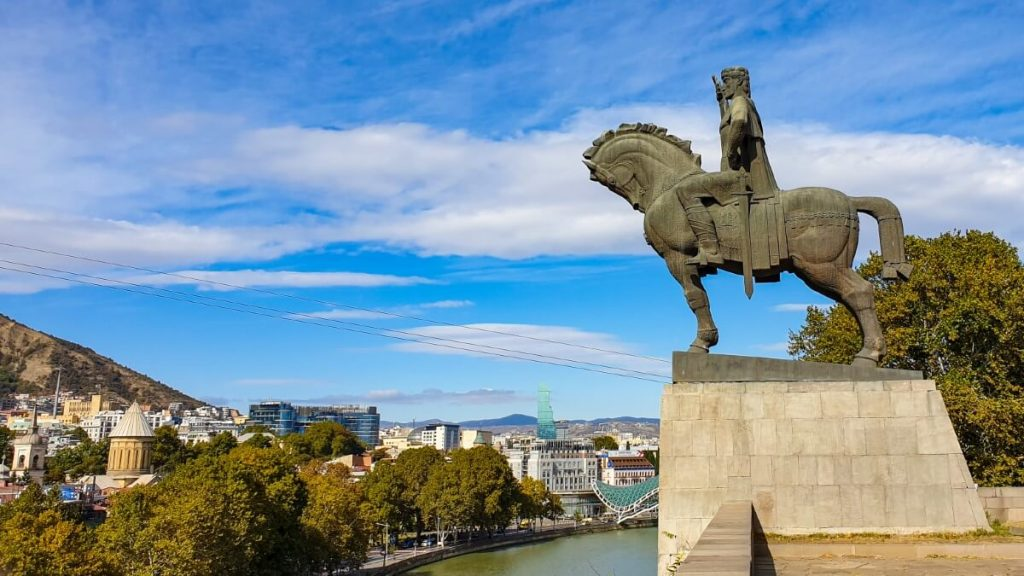 Krol Wachtang Gorgasali Tbilisi
