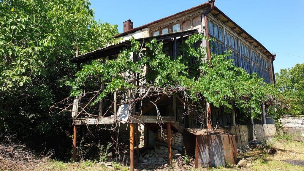 Dom w Gruzji