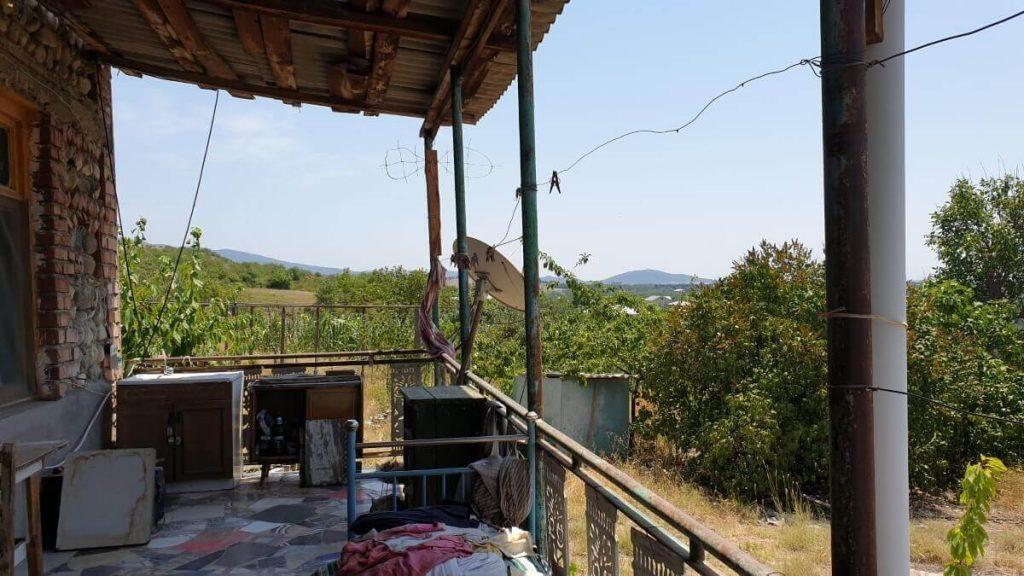Dom w Kachetii