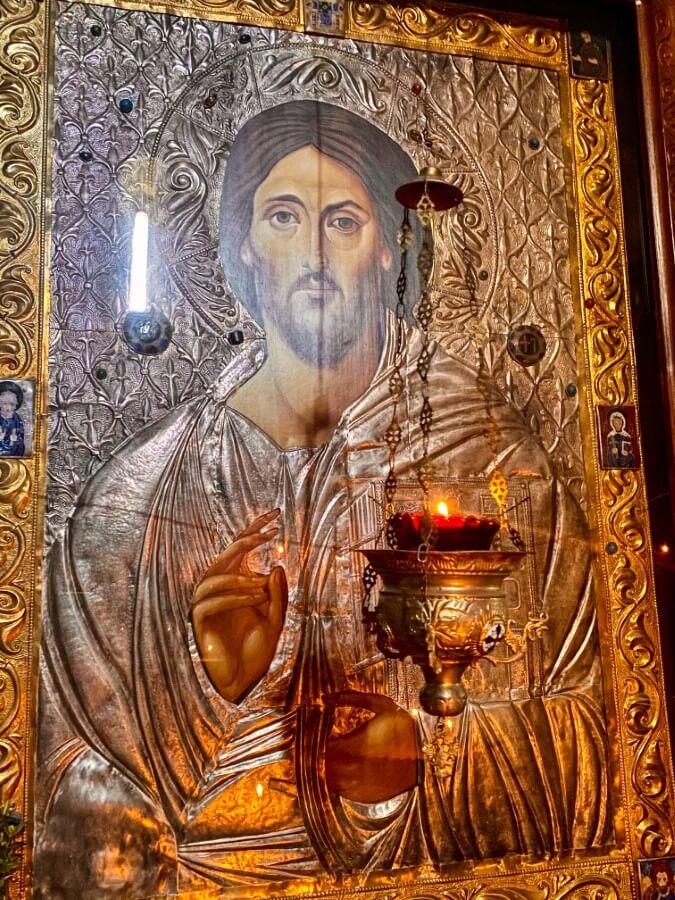 Cerkiew Cminda Sameba Kazbegi Gergeti Stepancminda