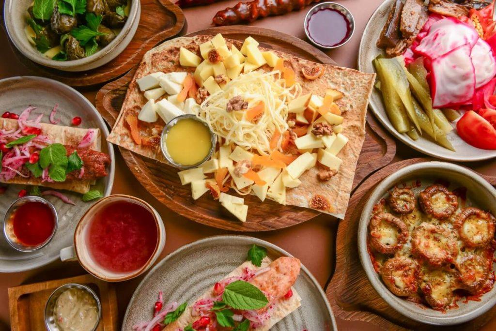 Kuchnia gruzinska i przepisy