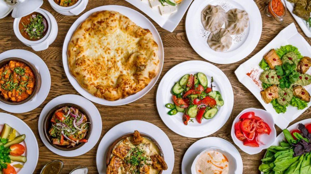 Kuchnia gruzinska przepisy gotowanie