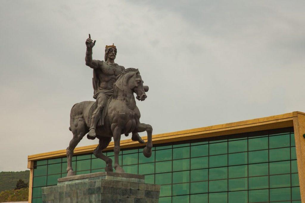 Krol Gruzji Dawid Budowniczy