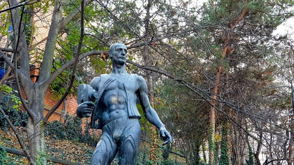 Mziuri Park Tbilisi