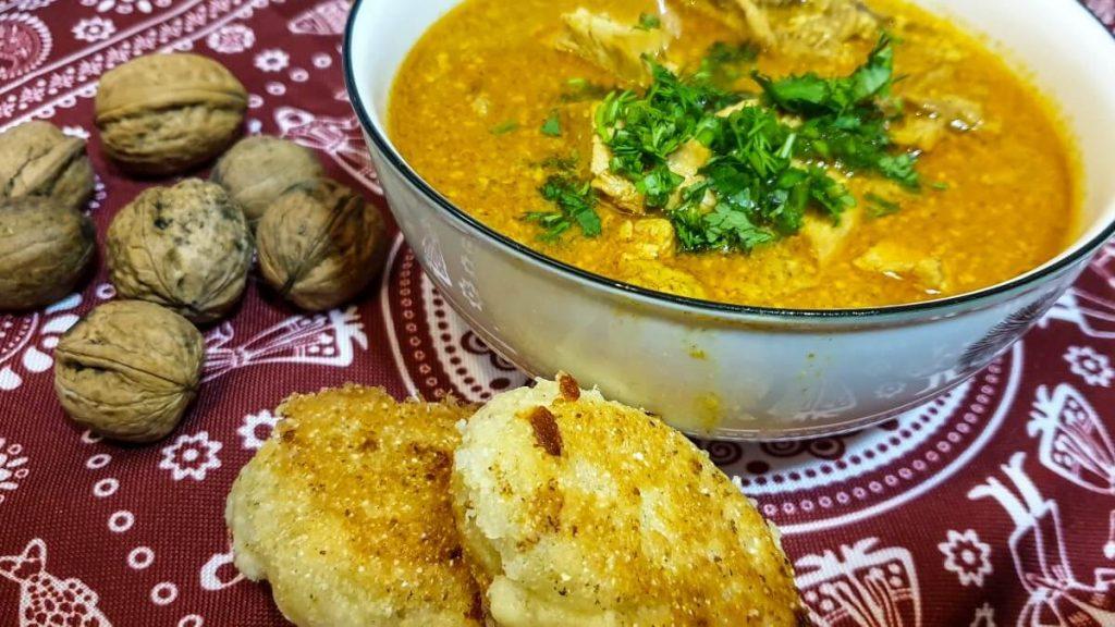 Gruzinska zupa charczo – prosty domowy przepis
