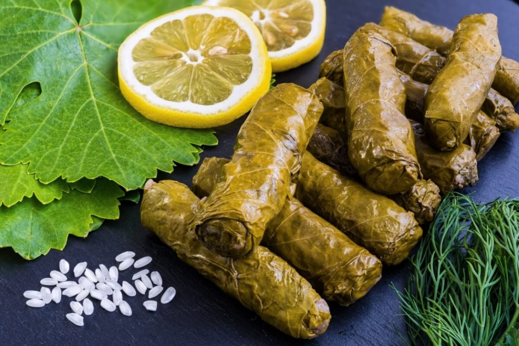 Turecka dolma tolma sarma kuchnia swiata