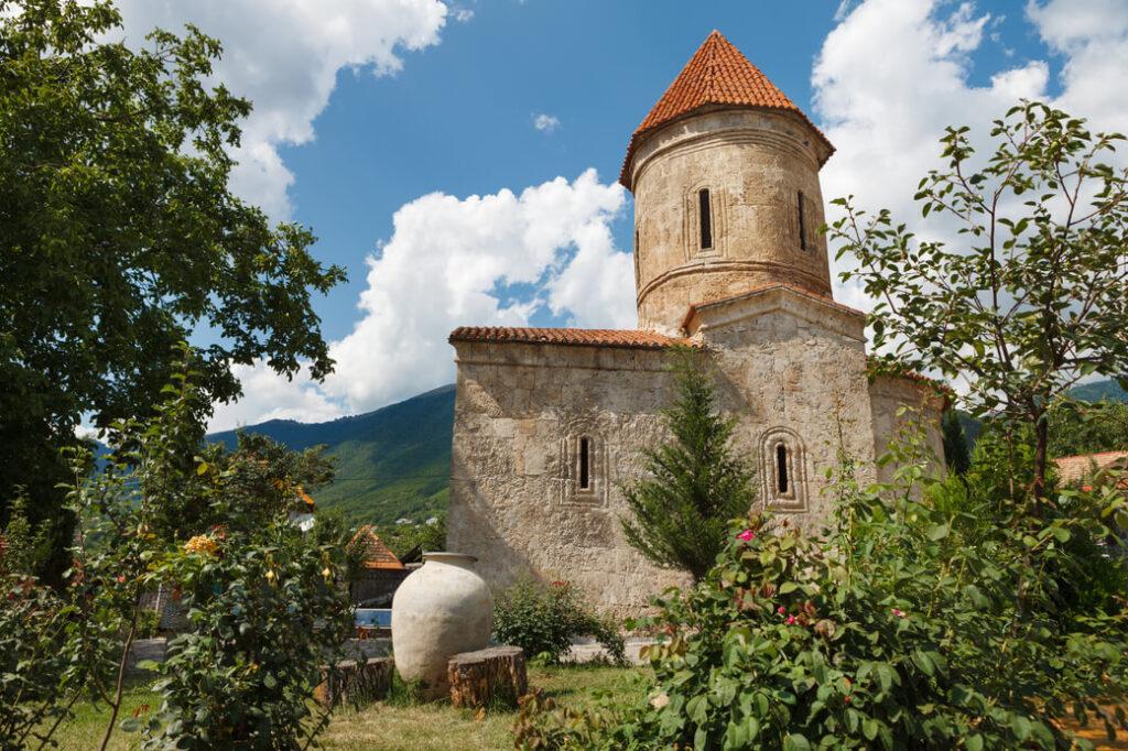 Kościół św. Elizeusza w Kisz, Azerbejdżan