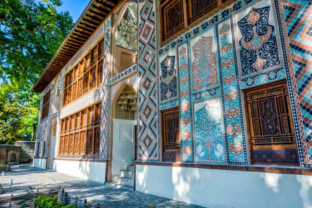 Pałac Chanów Szekijskich