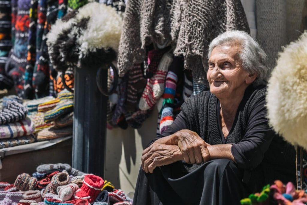 Sighnaghi gruzinskie miasto milosci