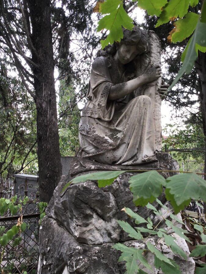 Kukia cmentarz Tbilisi