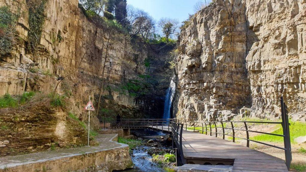 Tbilisi wodospad