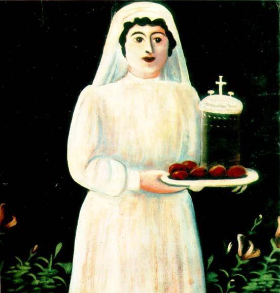 Wielkanoc-Gruzja-Pirosmani